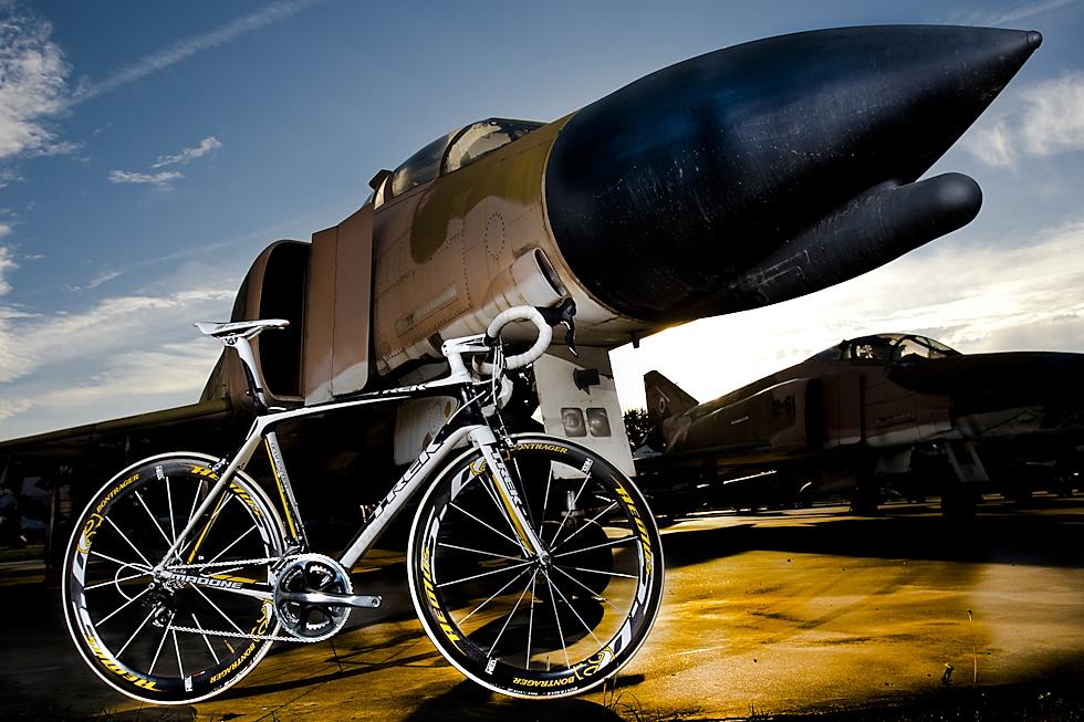 Bicicletas en exteriores