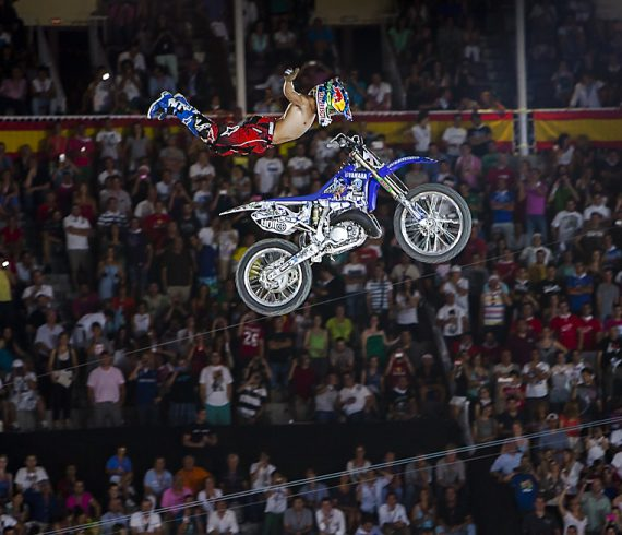 Cesar Lloreda Fotógrafo deportivo. Red Bull X Fighters La Ventas 2012-15