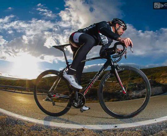 Ciclismo A Fondo, Fotografía Deportiva para el nº 351 por César Lloreda