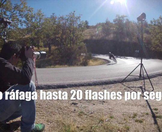 Profoto B1 Flash Fotografía Deportiva César Lloreda