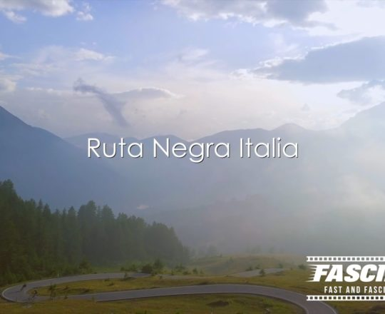 La Ruta Negra Italia. Thomson Bike Tours